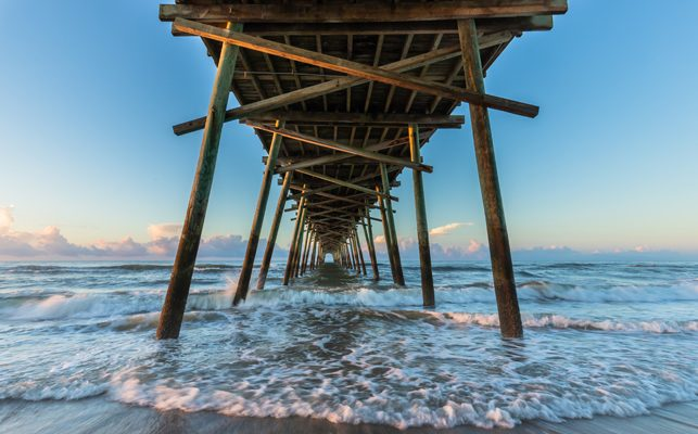 10 Free or Nearly Free Things to Do this Summer Bogue Inlet Pier