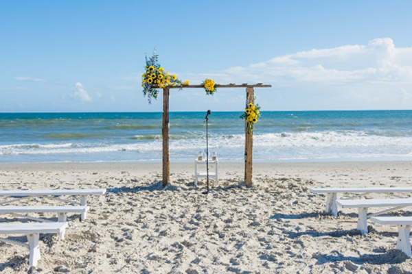 10 Reasons to Have an Emerald Isle Destination Wedding - Beach