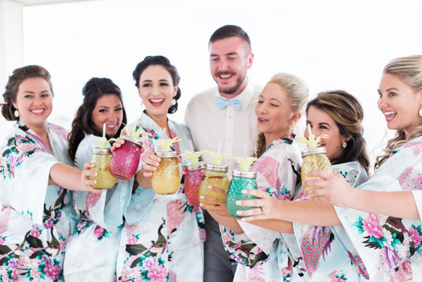 10 Reasons to Have an Emerald Isle Destination Wedding - Wedding Party