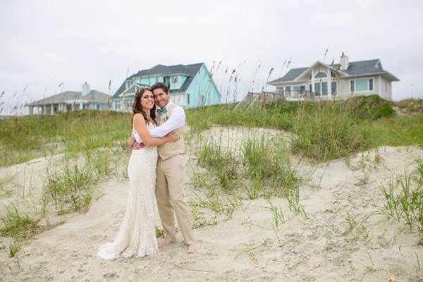 10 Reasons to Have an Emerald Isle Destination Wedding - Wedding Photos