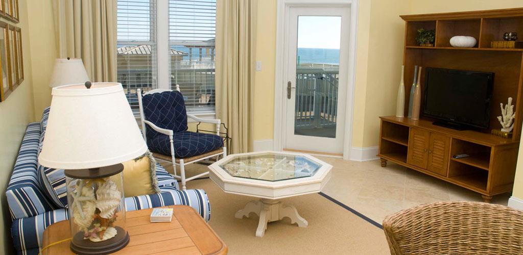 Grande Villas Luxury Condo Rentals In Indian Beach Nc