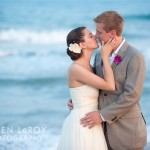 Beach Wedding North Carolina