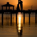 Perfect Sunset Emerald Isle NC