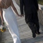 Crystal Coast Beach Wedding