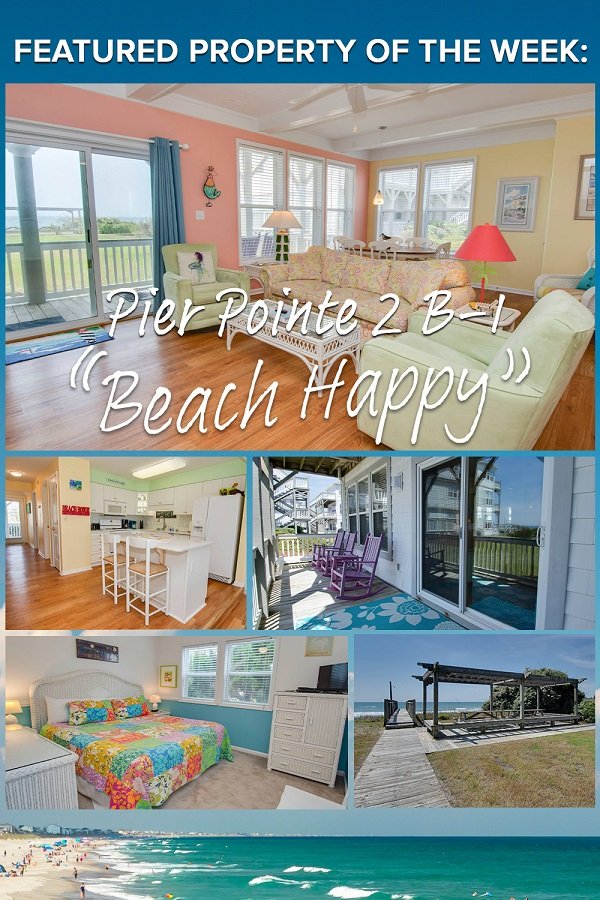 Beach Happy - Featured Property of the Week