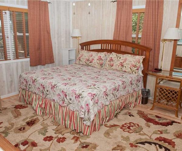 Blue Heaven Bedroom