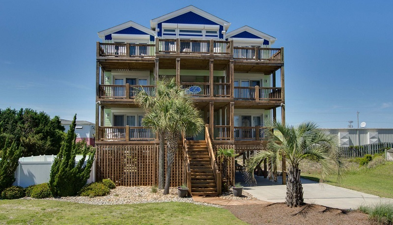 A Life of Rilee - Emerald Isle Vacation Rental