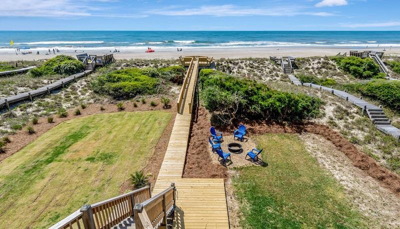 Beach Bingo West - Beach Access