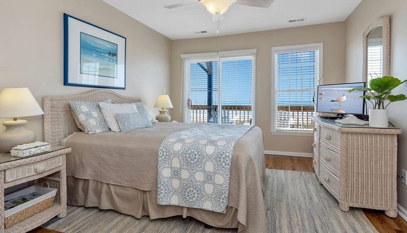 Beach Bingo West - Bedroom