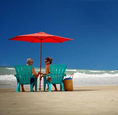 Beach Couple Emerald Isle NC