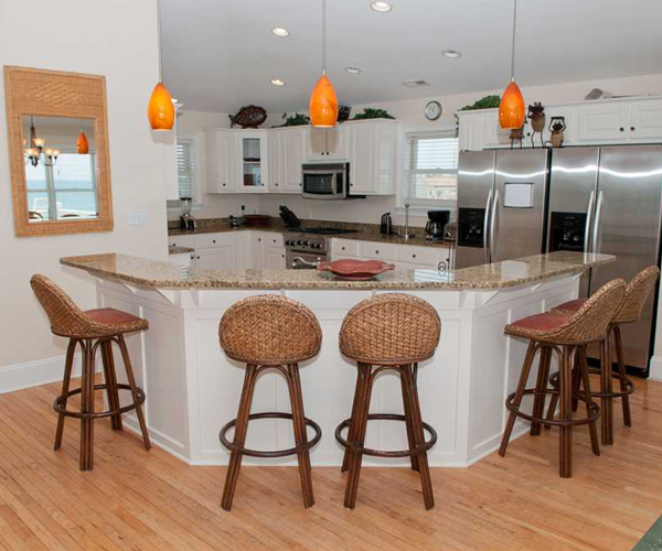 Featured Property A Gathering Place - Kitchen