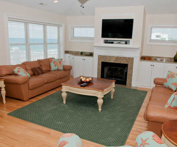 Featured Property A Gathering Place - Living Room