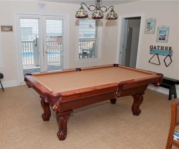 Featured Property A Gathering Place - Pool Table