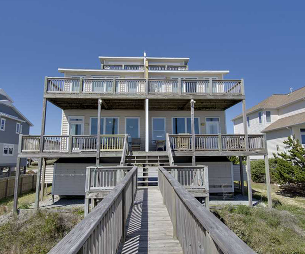Featured Property Star Deck West - Exterior