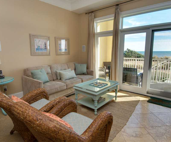 Featured Property Grande Villas 1H - Living Room
