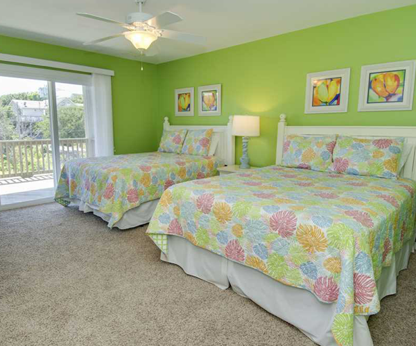 Featured Property Key Lime Retreat - Bedroom 3
