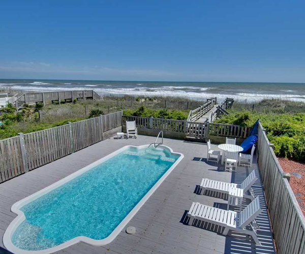 Featured Property Paws in The Sand - Pool and Beach