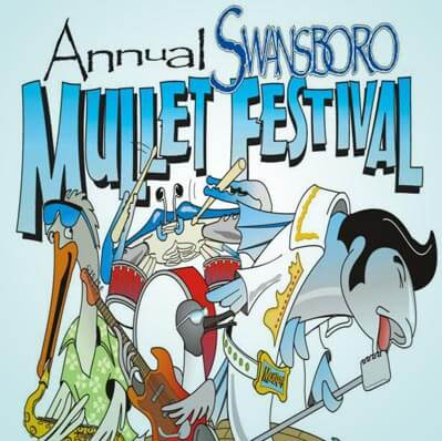 Mullet Festival of Swansboro – Food, Arts & Crafts, Games and More