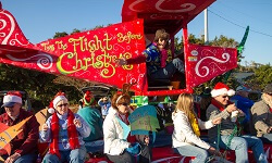 Emerald Isle Christmas Parade