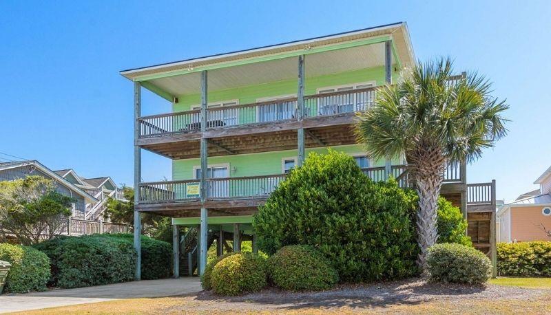 Key Lime Retreat - Emerald Isle Vacation Rental