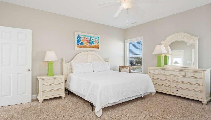 Key Lime Retreat - Bedroom