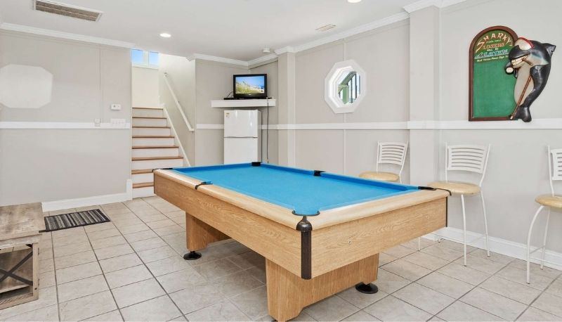 Key Lime Retreat - Game Room