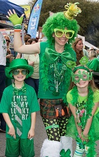 St. Patrick's Day Parade - Emerald Isle