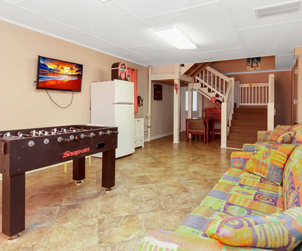 Featured Property Happy Place West - Game Room