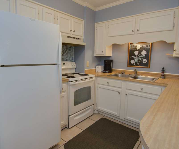 Featured Property Point Emerald Villa C-106 - Kitchen