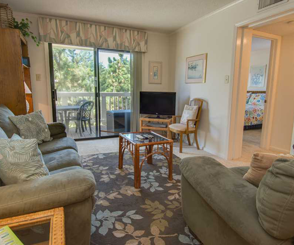 Featured Property Point Emerald Villa C-106 - Living Room