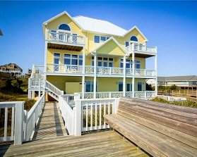 Emerald Isle Vacation Specials