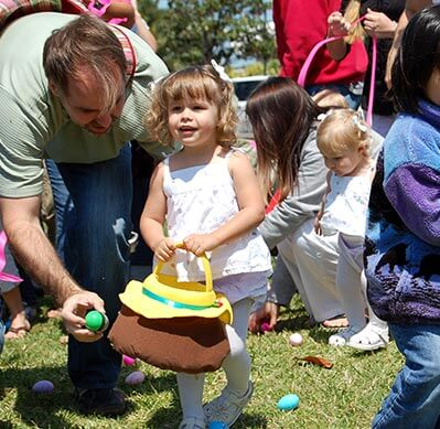 Emerald Isle Easter Egg Hunt