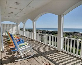 Luxury Rentals in Emerald Isle