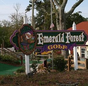 Emerald Forest Putt Putt - Emerald Isle, NC