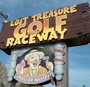 Lost Treasure Golf Raceway - Emerald Isle, NC