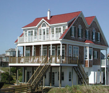 Emerald Isle Luxury Vacation Home Rentals NC