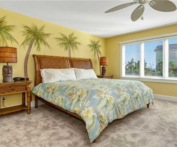 Casa de la Playa Vacation Rental - Bedroom