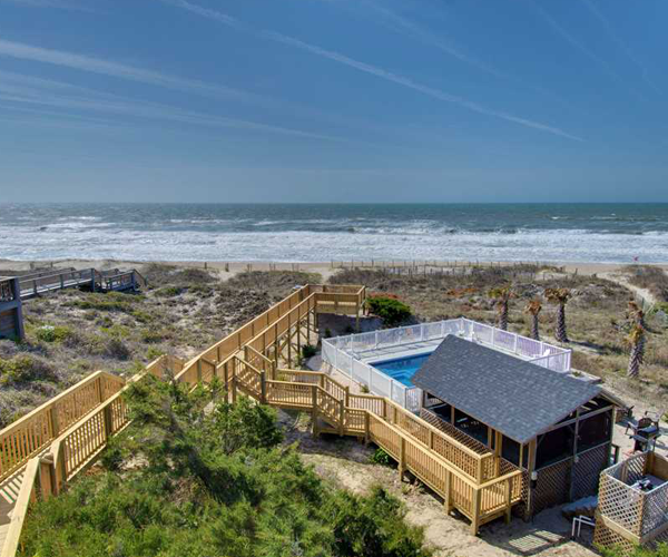Featured Property All About Bubbles - Beach View