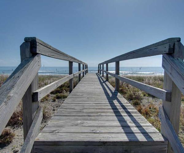 Featured Property Summer Blue - Beach Path