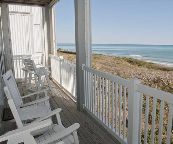 Featured Property Ocean Club B201 - Balcony