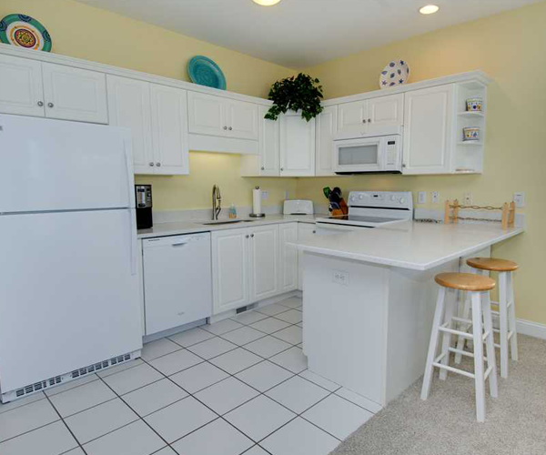 Featured Property Ocean Club B201 - Kitchen