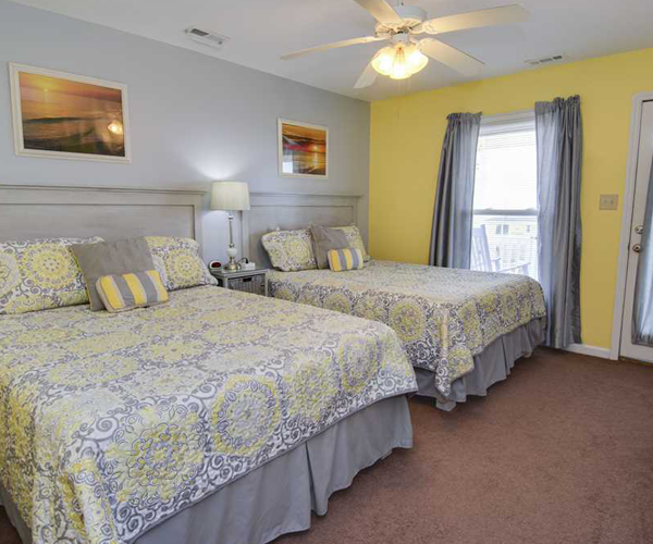 Featured Property Wine Down - Bedroom 1