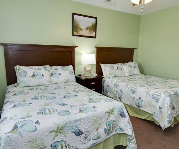 Featured Property Wine Down - Bedroom 2