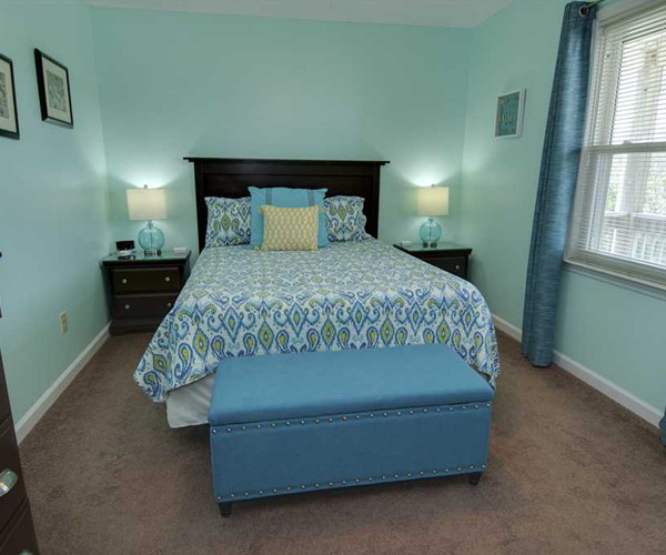 Featured Property Wine Down - Bedroom 3