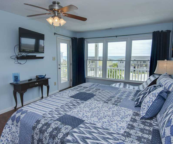 Featured Property Wine Down - Bedroom 4