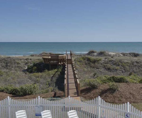 Featured Property Casa Bianco - Beach Access