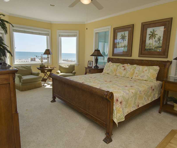 Featured Property Casa Bianco - Bedroom 2