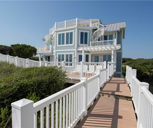 Breezin Vacation Rental l Emerald Isle Realty