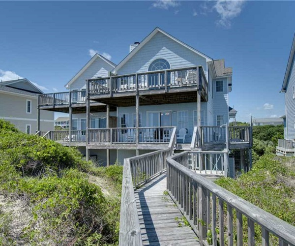 Villa Capri East Vacation Rental l Emerald Isle Realty