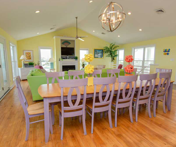 Featured Property Bon Ami - Dining